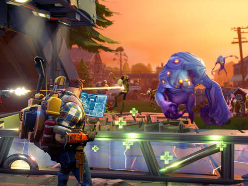 Fortnite: Neues Update bringt krasse Gameplay-Änderungen - Update kommt am Valentinstag