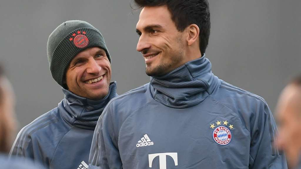 FBL - EUR - C1 - BAYERN - TRAINING