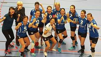 Penzings Volleyballerinnen gewinnen Relegation
