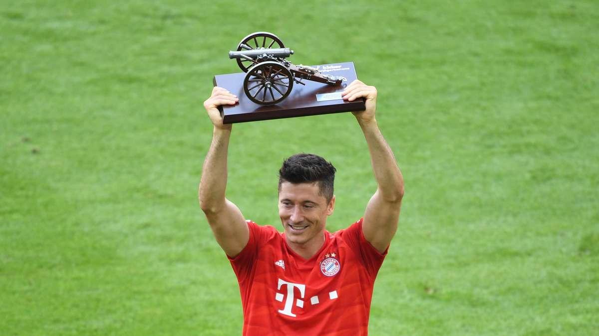 Bester Torschützenkönig Bundesliga