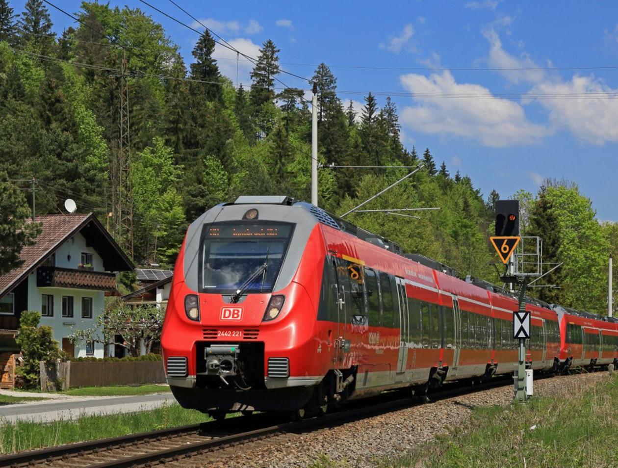 Zugausfälle Zwischen München Und Garmisch Partenkirchen