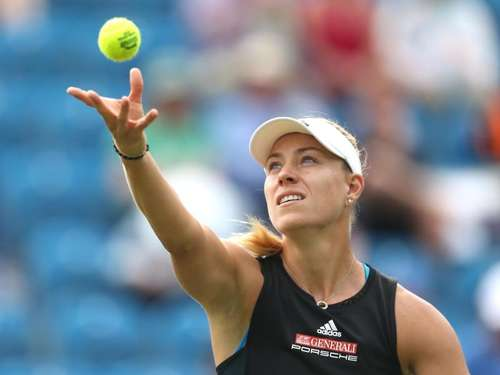 Angelique Kerber in Eastbourne im Viertelfinale