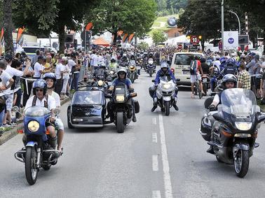 Bmw Motorrad Days In Garmisch Partenkirchen Garmisch Partenkirchen