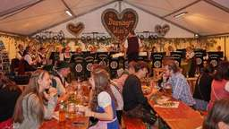 Erst das Oktoberfest, dann die After-Wies'n-Party in Thaining