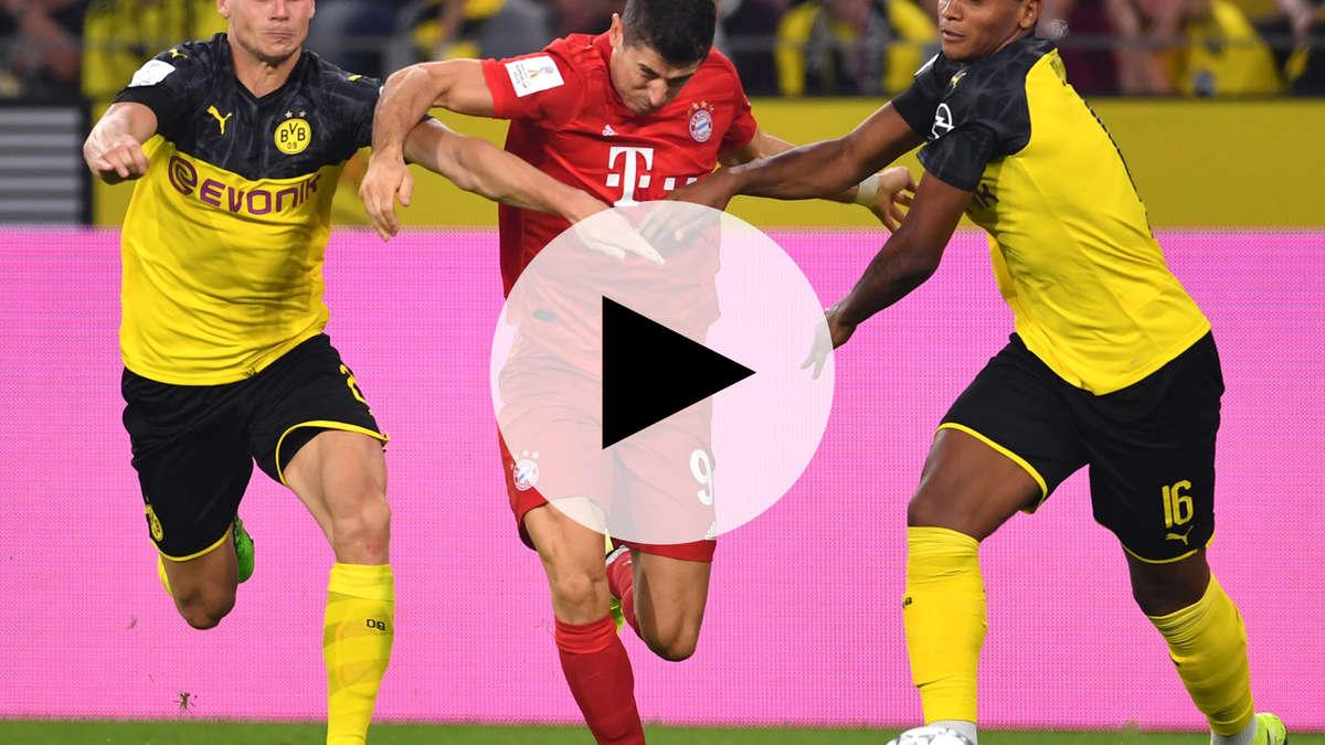 Dortmund München Live