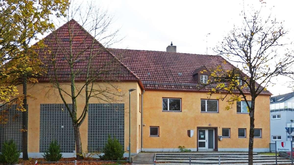 Bauausschuss befasst sich mit Notsicherung des Stadtsaals Buchloe | Kaufbeuren - kreisbote.de