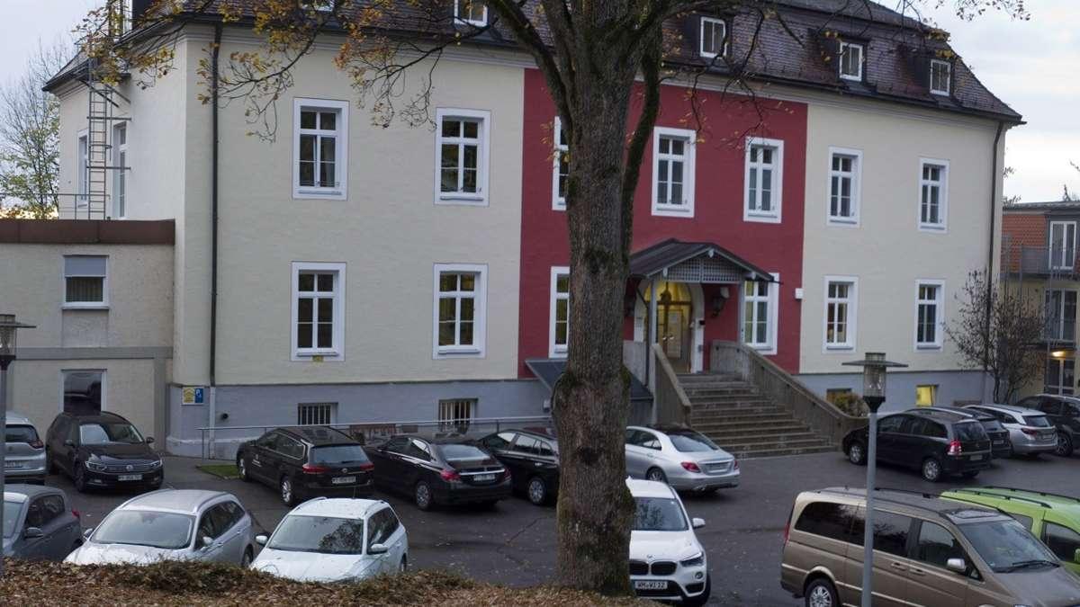 Festakt zum 60-jährigen Bestehen des Karl-Eberth-Hauses in Steingaden   Schongau - kreisbote.de