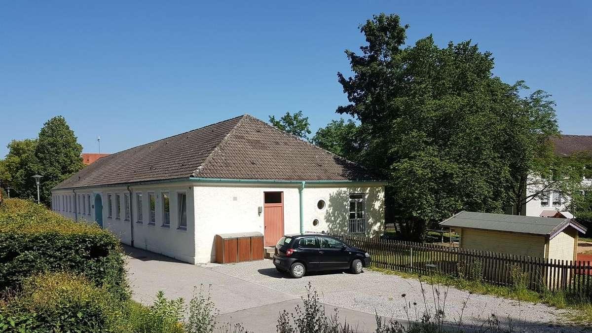 Standard contra Wartezeit: Übergangslösung am Schongauer Kindergarten Regenbogen   Schongau - Kreisbote