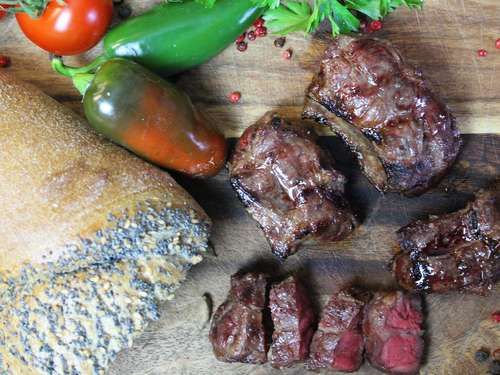 New York Strips: Neuer feiner Mini-Steak-Cut
