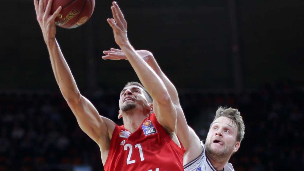 Bundesliga hui, Euroleague pfui: das Team des FC Bayern Basketball