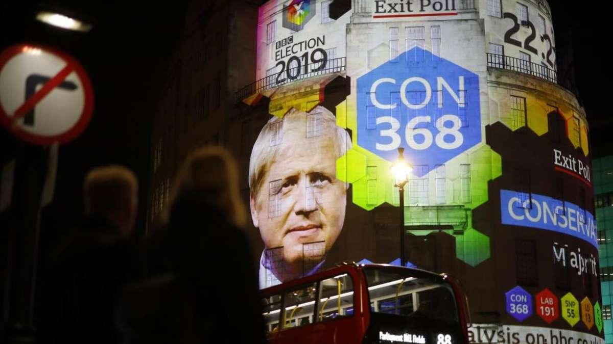 England Wahl Prognose