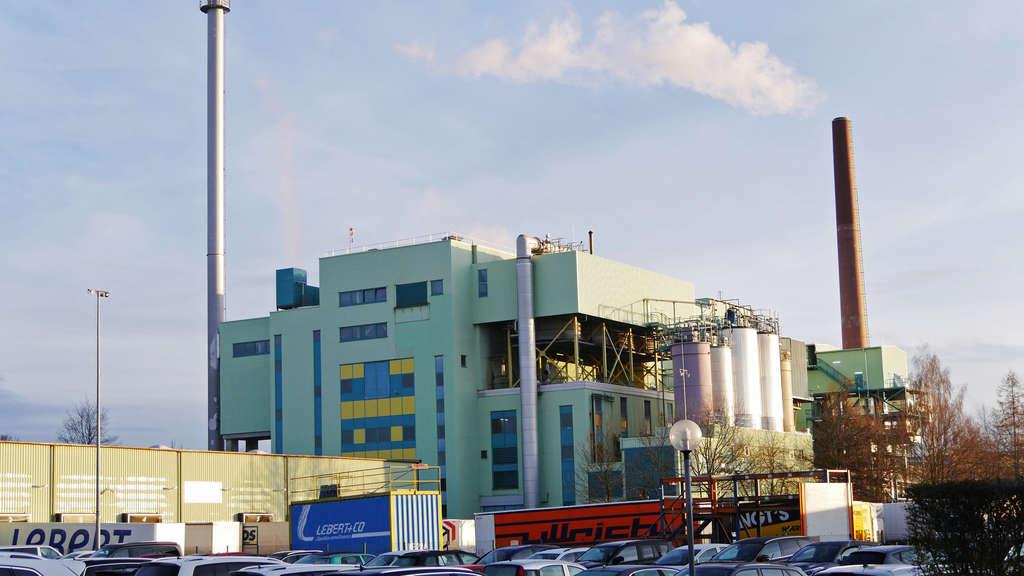 Kempten: Am Müllheizkraftwerk könnte bald Wasserstoff entstehen