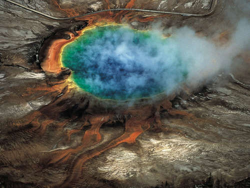 Yellowstone: Unter dem Nationalpark brodelt der Supervulkan