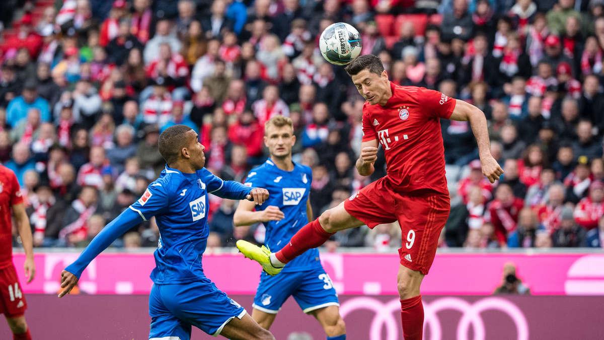 Hoffenheim Bayern Free Tv