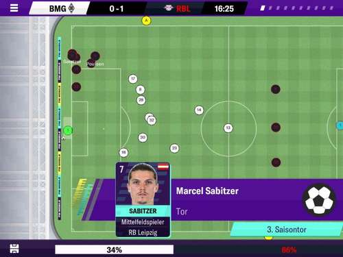 Mit «Football Manager 2020 Mobile» den Titel holen