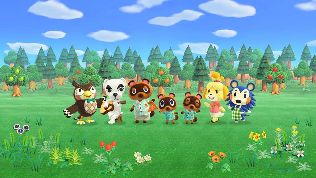 "Eine neue Website erleichtert den Handel in ""Animal Crossing: New Horizons""."