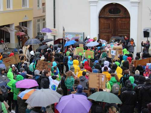 Fridays for Future: Online-Demo mit vielen Prominenten