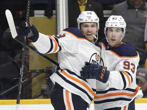 Weltklasse Made in Germany: Draisaitl erstmals NHL-Topscorer