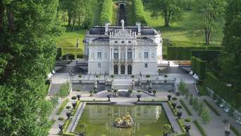 Schloss Linderhof Wieder Fur Besucher Geoffnet Garmisch Partenkirchen