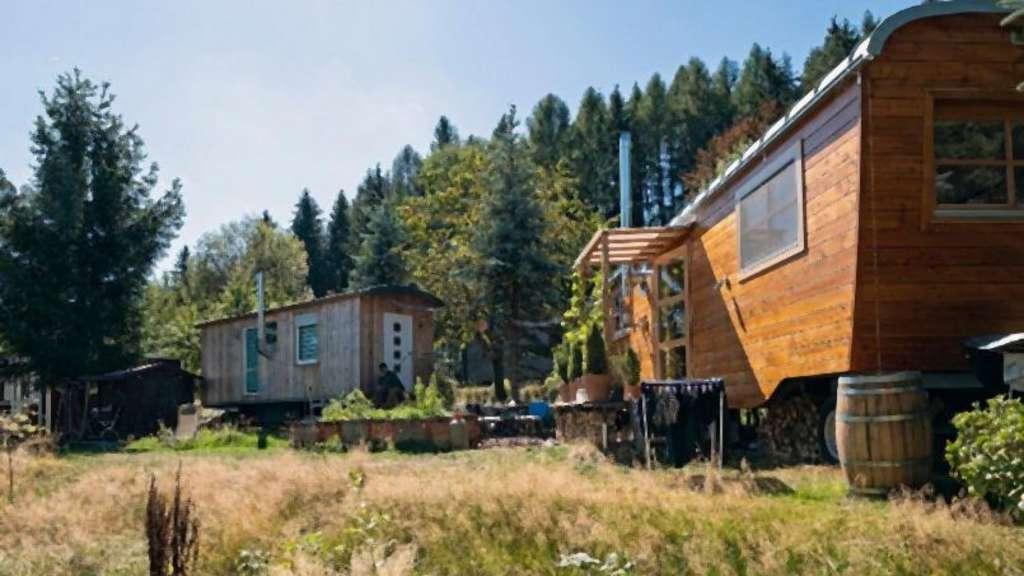 Tiny Haus Siedlung