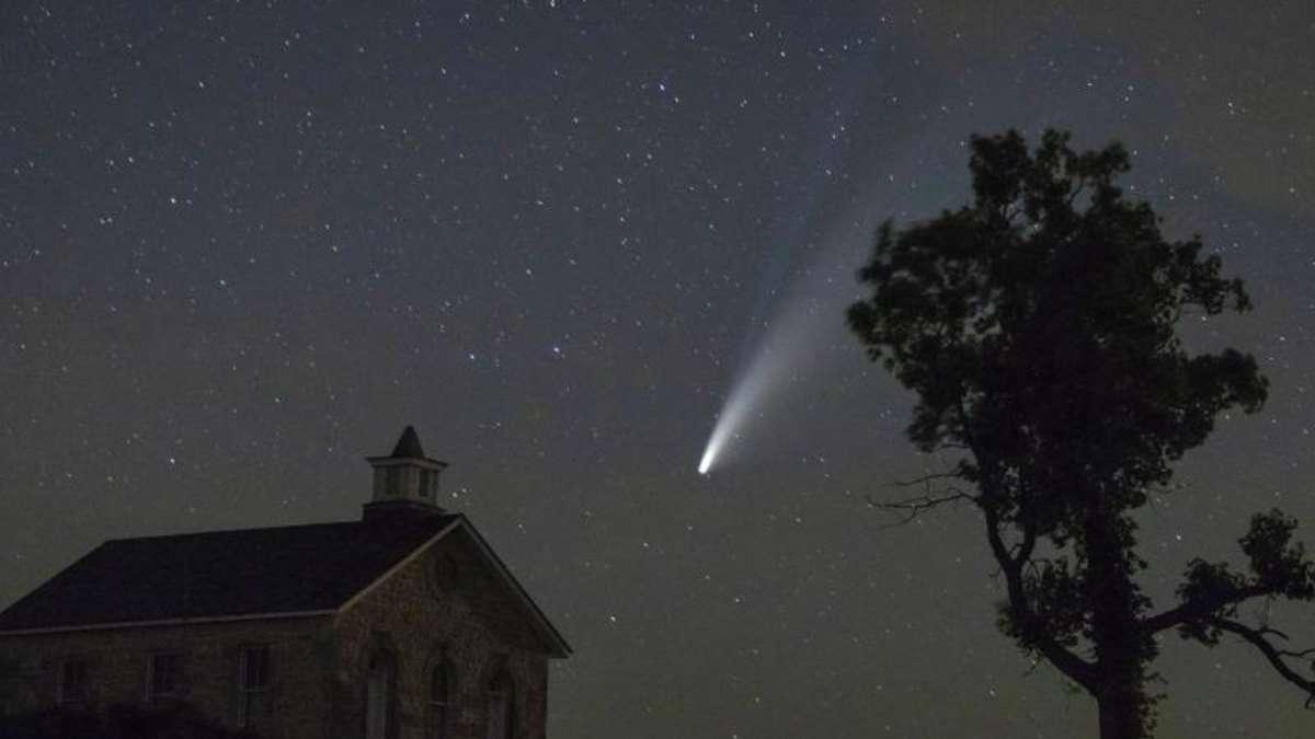 Komet Neowise Sichtbar