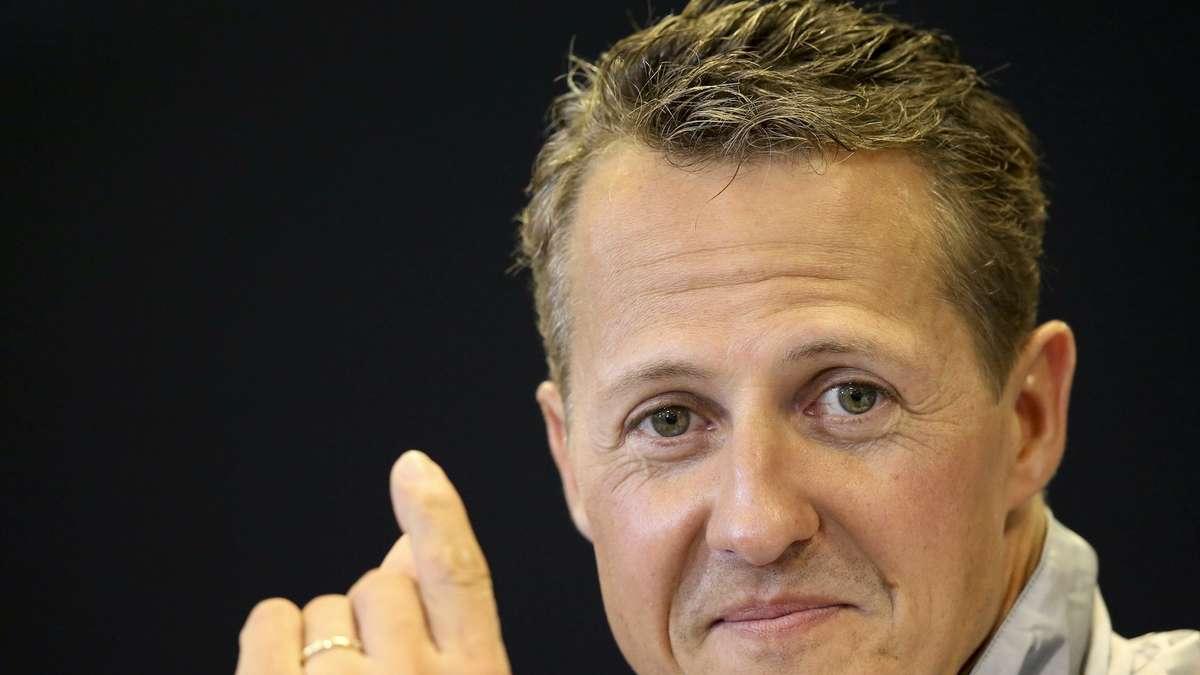 Gesundheitszustand Schumacher