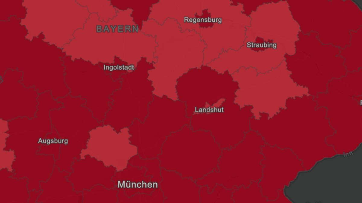 Corona Bayern Lgl Zahlen