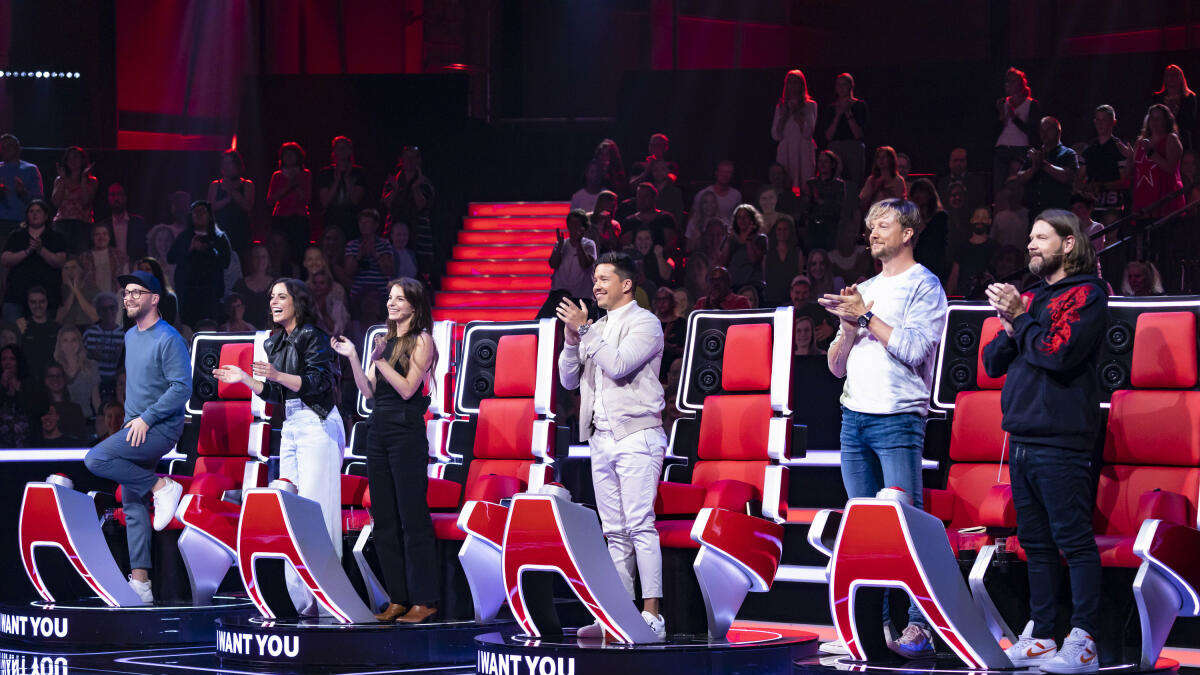 The Voice Of Germany Blind Auditions