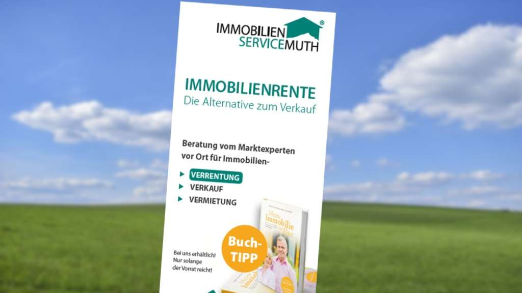 IMMOBILIENSERVICE MUTH Flyer