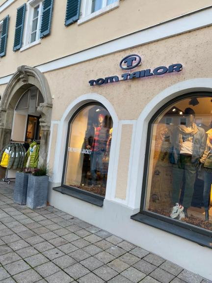 Tom Tailor Store in Schongau