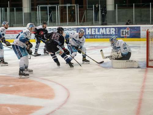 Coronaverdacht bei den Landsberger Riverkings