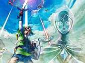 "Artwork zu ""Zelda: Skyward Sword HD""."