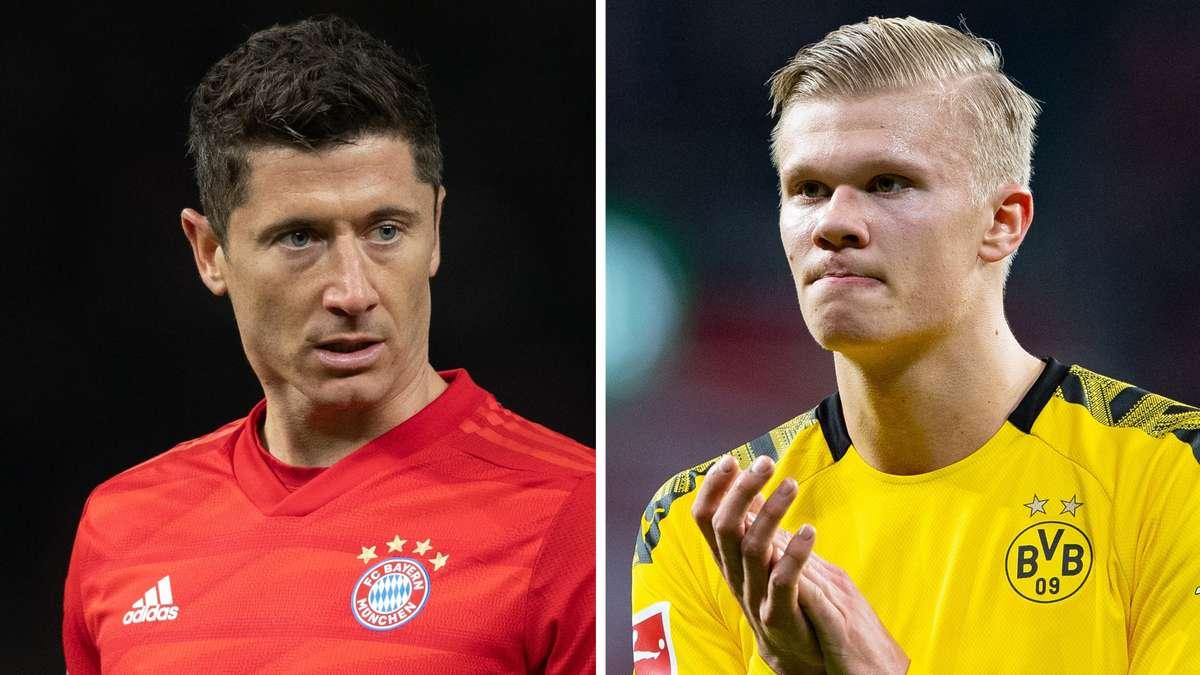 Bayern Gegen Bvb 2021