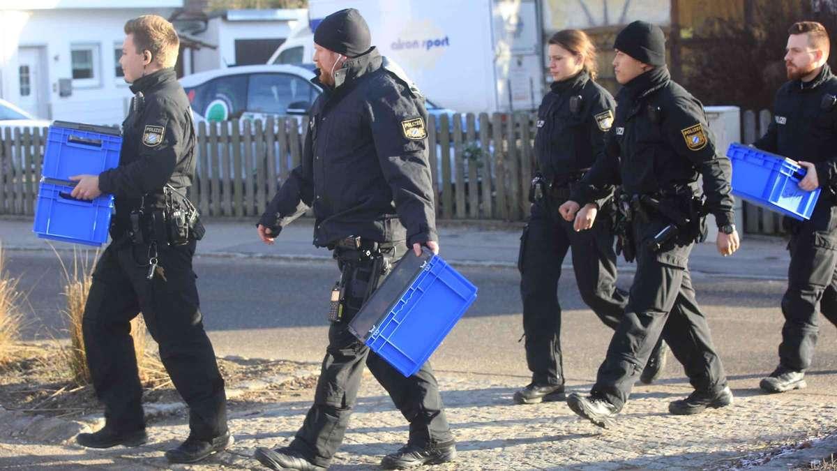 Landsberg Nachrichten Polizei
