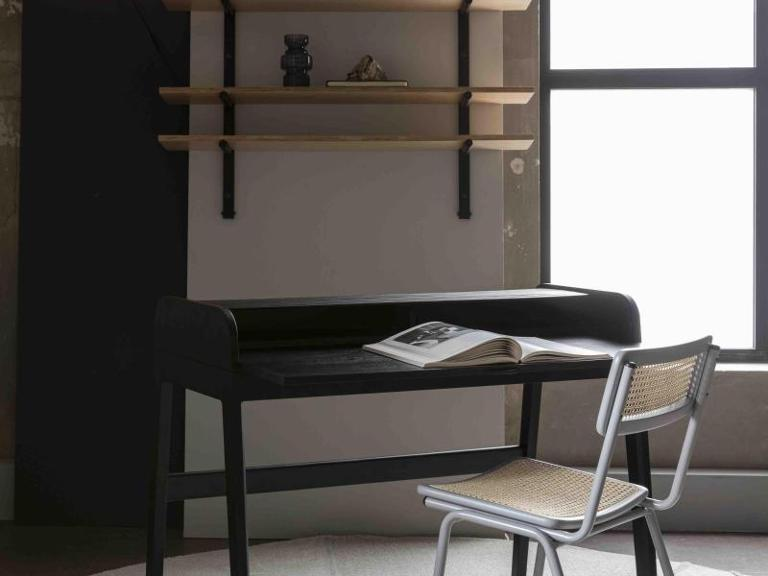 Barbier Black desk