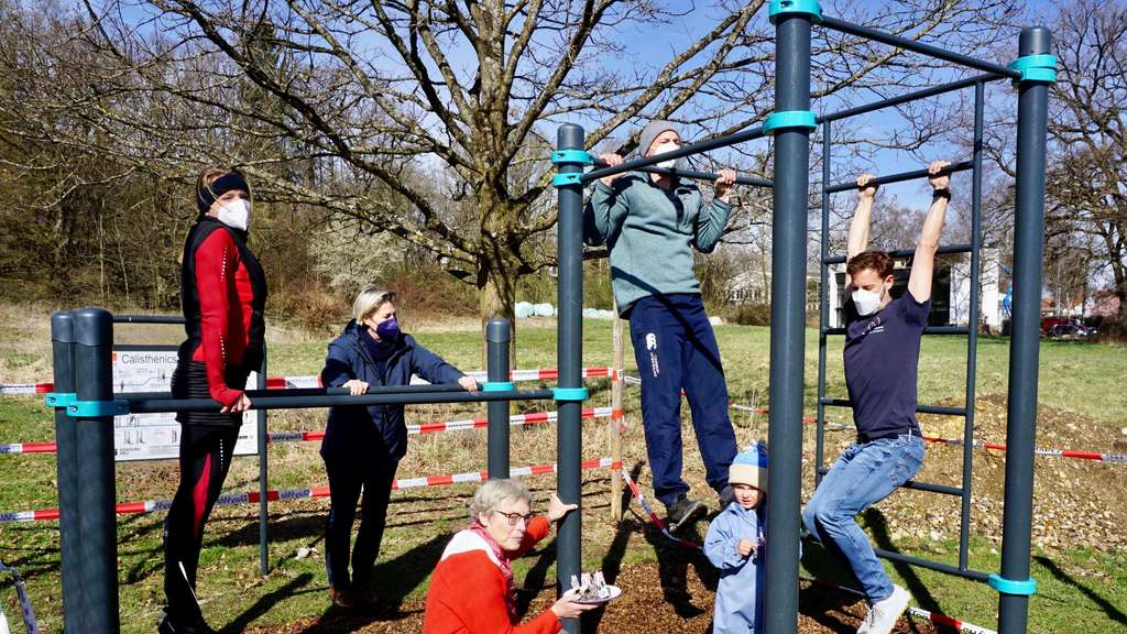 Calisthenics in Schondorf