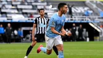 Man City siegt auch als Meister: 4:3 bei Newcastle United