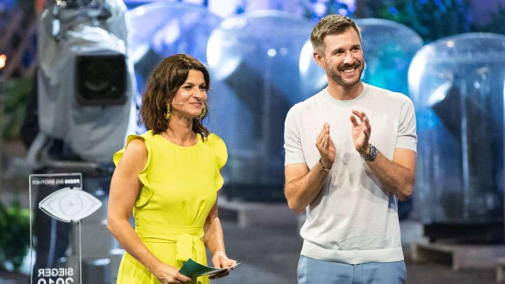 Promi Big Brother 2021 Luxusbereich / Kasia Lenhardt ...